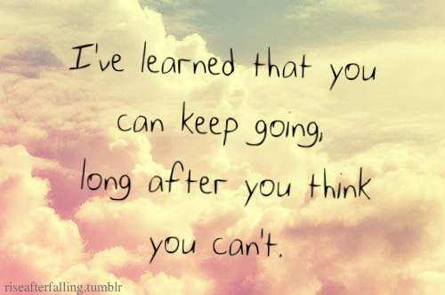 keep-on-going